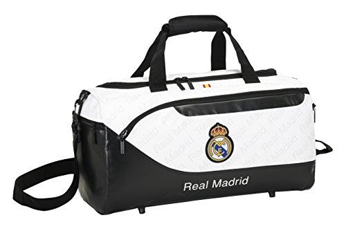 Real Madrid Borsa Sport Ronaldo Con Scomparto Scarpe 50X25X25Cm
