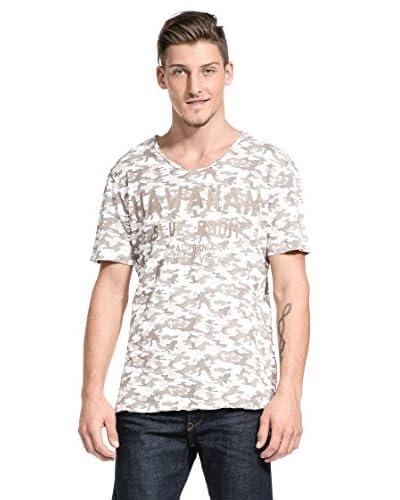 MELTIN'POT T-Shirt Manica Corta Achille 003 [Beige]