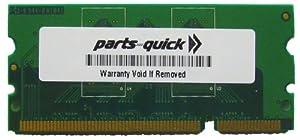 CB423A 256MB DDR2 144 pin DIMM Memory for HP LaserJet Printer P2055 P2055d P2055dn P2055x(PARTS-QUICK BRAND)