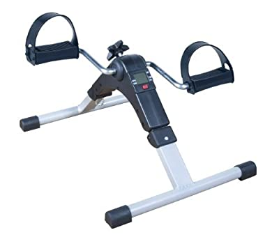 Drive Medical Deluxe Folding Exercise Peddler + Electronic Display Discontinued