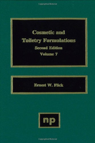 Cosmetic and Toiletry Formulations, Volume 7