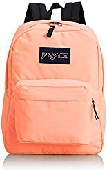Jansport Unisex Orange Backpack - JT5019SA-Orange-X