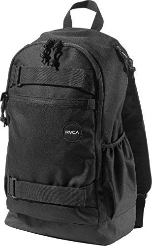 RVCA Men's Push Skate Backpack, Black, One Size