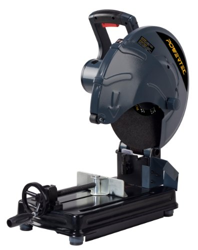 POWERTEC 14″ Abrasive Cut-off Saw, @ SHIPPING $5.30