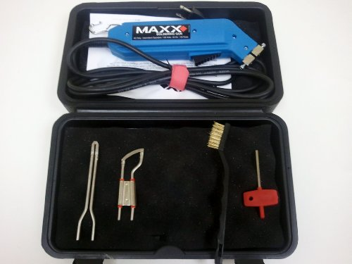 Maxx Fabric Cutter & Soldering Gun Hot Knife Kit