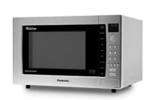 Panasonic 32 Litre Deluxe Combination Microwave Oven in Stainless Steel