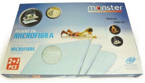 Monster Ez1 Floor Machine Floor Pad Kit front-560203