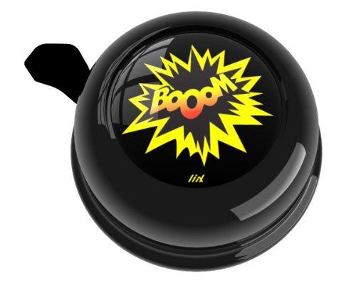 LIIX Booom - Klingel - schwarz