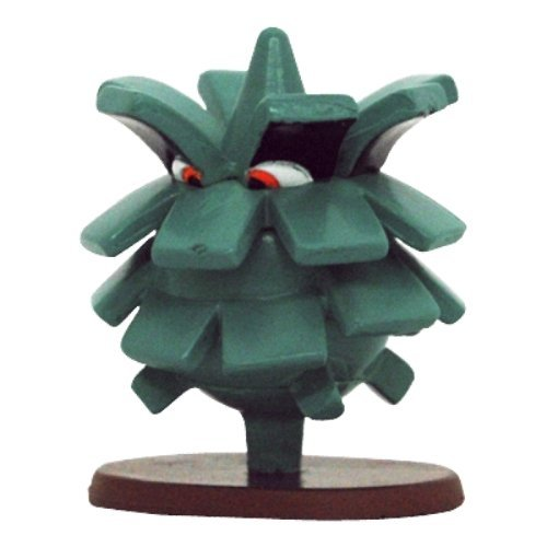 "Pineco [204] - Pokemon Monster Collection ~2"" Figure (Japanese Imported) - Nintendo [525899] - 1"