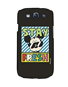 Pick Pattern with Exclusive DISNEY Characters Back Cover for Samsung I9300 Galaxy S III