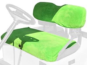 Cart Logic CL 31033 Cozi Cover Microfiber Golf Cart Seat Cover by Cart Logic