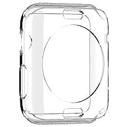 Spigen Apple Watch (SERIES 1) Case/cover  (APPLE WATCH NOT INCLUDED) (38mm) (SMALLER VERSION) Liquid Crystal SGP11484