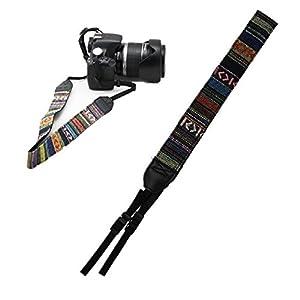 SLR DSLR Universal Neck Strap Belt Colorful Vintage&Timeless for professional