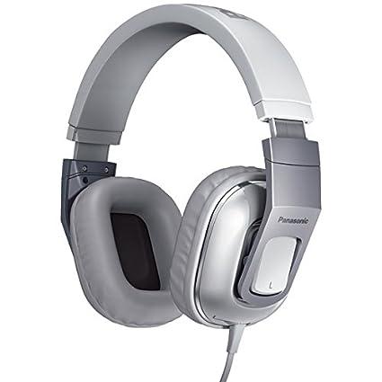 Panasonic rp-ht480C-w ht480C Street Band moniteur écouteurs avec télécommande et micro (Blanc)