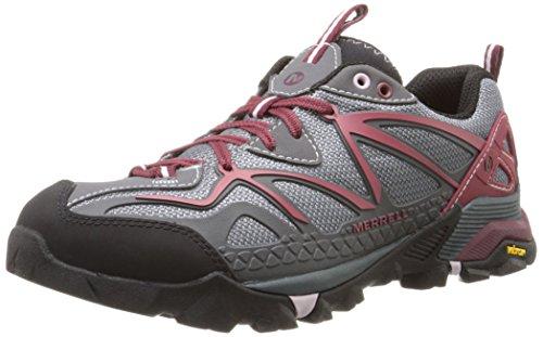 Merrell Women's Capra Sport Hiking Shoe, Turbulence, 9 M US