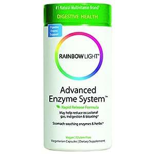 rainbow light advanced enzyme system 90 vcaps health. Black Bedroom Furniture Sets. Home Design Ideas