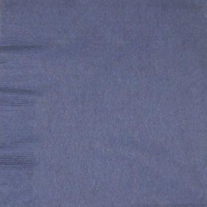 navy flag blue beverage napkins
