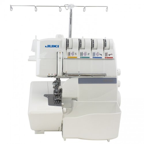 New Juki MO-735 5-Thread Serger & Cover Hem