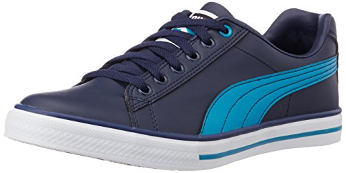 Puma-Mens-SalzIIIDP-Synthetic-Sneakers