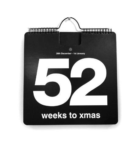 SUCK UK 52 Wochen bis Weihnachten Kalender