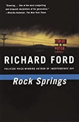 Rock Springs (Vintage Contemporaries)