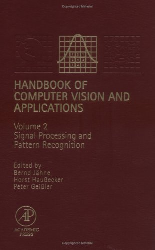 Handbook Of Computer Vision And Applications