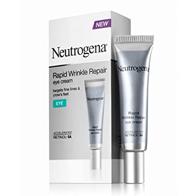 Neutrogena Rapid Wrinkle Repair Eye Cream 05 Oz from J&J Health Care