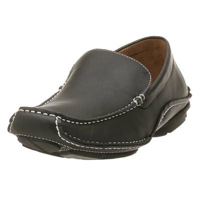 Steve Madden Men's Novo Slip-on,Black,7 M