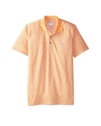 IZOD Golf Men's Feeder Stripe Polo