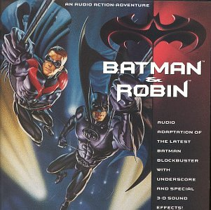 : Batman & Robin: Audio Action-Adventure