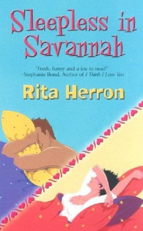 Sleepless in Savannah, RITA HERRON