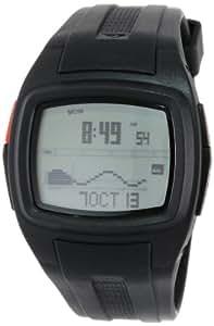 Quiksilver Men's QWMT007-BLK Tide Digital Watch