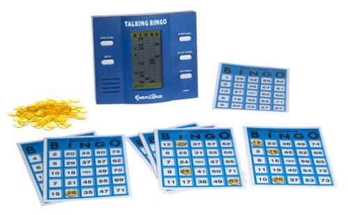 talking bingo machine