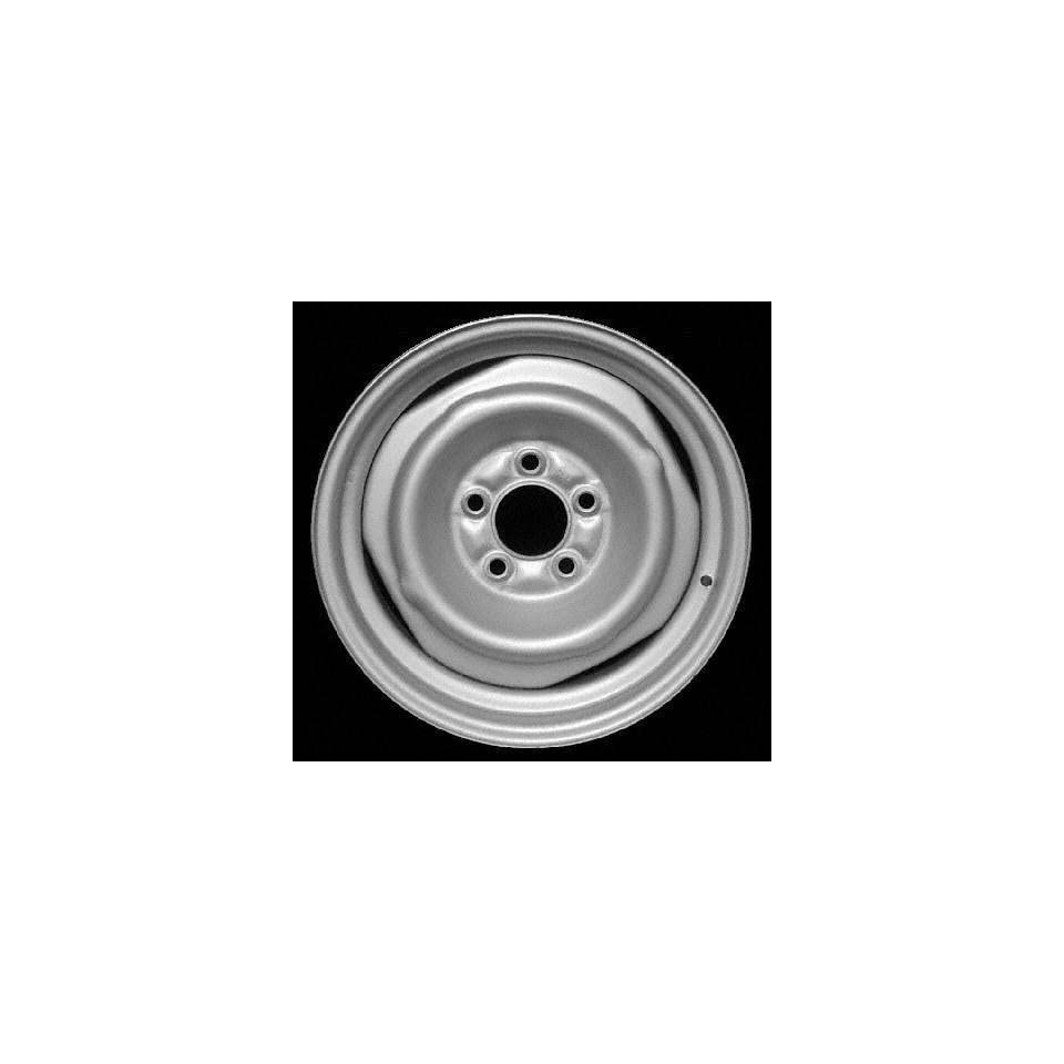 80 82 FORD LTD STEEL WHEEL RH (PASSENGER SIDE) RIM 15 INCH, Diameter 15, Width 6.5, BLACK (1980 80 1981 81 1982 82) STL01234U45R F5AZ1007A