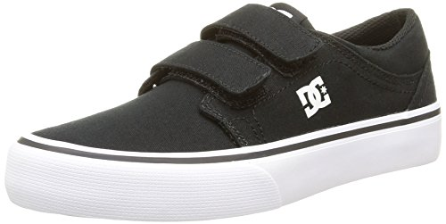 DC-Shoes-Trase-V-B-Shoe-Bkw-Zapatillas-para-nios