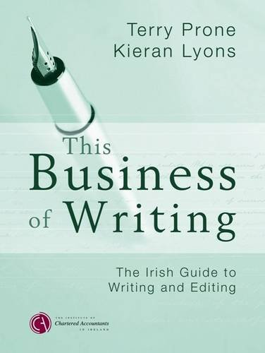 This Business of Writing