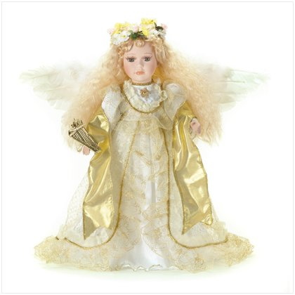 Buy Porcelain Angel Doll