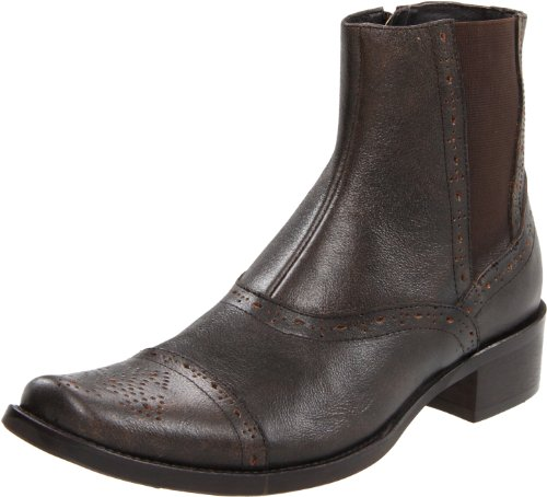 Donald J Pliner Men's Deitra Pull-On Boot,Expresso,9.5 M US