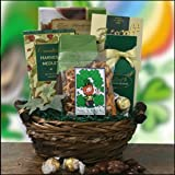 Kiss Me I'm Irish Gift Basket