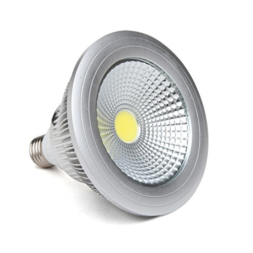Golden Sun Ul Listed Dimmable 16 Watt Par38 Led Cob Flood Light Bulb, 90 Degree, 120 Watt Equivalent, 1550 Lumen, Dimmable, E27 Medium Base, 4000K Natural White