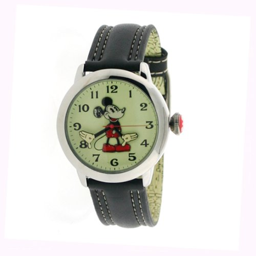 Classic Design Quartz Movement Mickey Mouse Watch