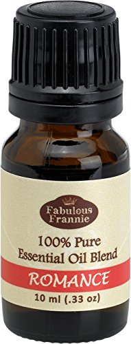Romance Essential Oil Blend 100% Pure, Undiluted Essential Oil Blend Therapeutic Grade - 10 ml A perfect blend of Amyris, Ylang Ylang and Grapefruit Essential Oils.