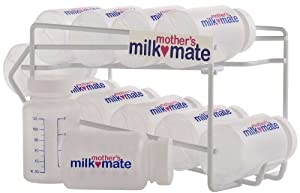 Mother's Milkmate Mother's Milkmate Rack & Bottle System
