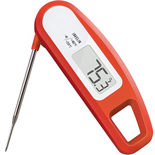 Lavatools Javelin Digital Instant Read Food and Meat Thermometer (Chipotle)
