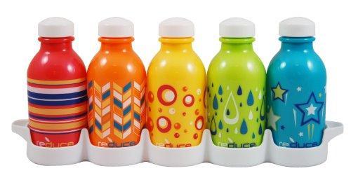 Reduce Water Week Kids Kaleidoscope/Travel Mug front-27971