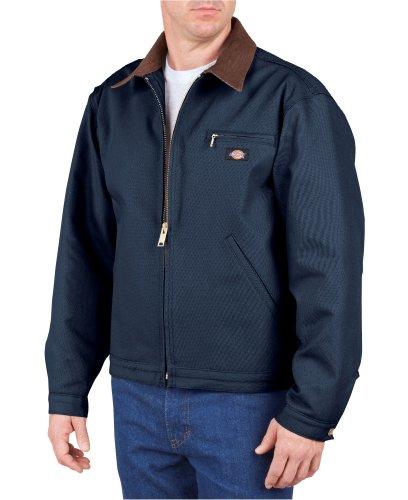 8a8c8bd5caff Dickies Men s Big-Tall Rigid Duck Blanket Lined Jacket