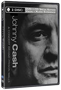 Johnny Cash - A Concert Behind Prison Walls (with Audio CD)