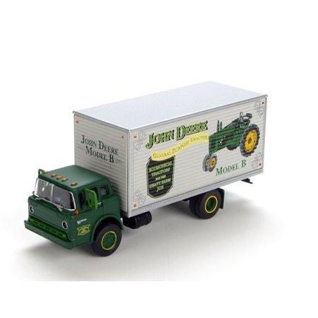 HO RTR Ford C Box Van, John Deere/Model B - Buy HO RTR Ford C Box Van, John Deere/Model B - Purchase HO RTR Ford C Box Van, John Deere/Model B (Athearn, Toys & Games,Categories,Play Vehicles,Trains & Railway Sets)