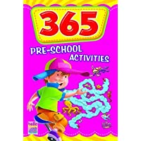 TOMAFO 365 Preschool Activity Book