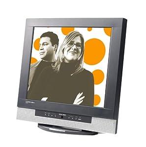 "Cornea CT1702T 17"" LCD Flat Panel Monitor with TV Tuner"